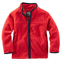 Флиска OshKosh красная для мальчика, Размер 3T, Размер 3T