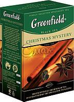 Чай Greenfield Christmas Mystery, 100 г
