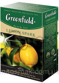 Чай Greenfield Lemon Spark, 100 г, фото 2
