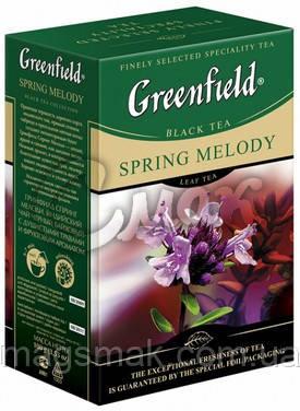 Чай Greenfield Spring Melody, 100 г , фото 2