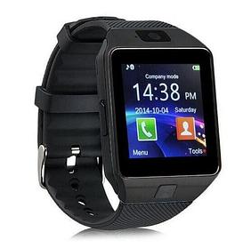 Умные часы Smart Watch DZ09 Black
