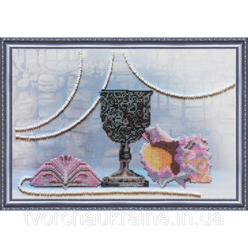 Набор для вышивки бисером на холсте «Одиссея»