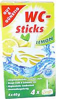 Блок гигиенический G&G Lemon 40 гр/4 шт