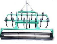 Культиватор пружинный для минитракторов КН - 1,4П