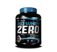 Протеиновый изолят BioTech Iso Whey Zero lactose free (2,27 kg)