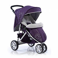 Детская Прогулочная коляска Geoby - футкавер, европолог, карман, крозина, москитка, дождевик, амортизация