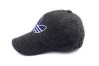 Бейсболка трикотажная Adidas 55-60 размер
