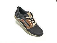 Кожаные мужские кроссовки Splinter стиль Adidas ч кор