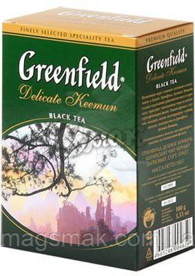 Чай Greenfield Delicate Keemun, 100 г , фото 2
