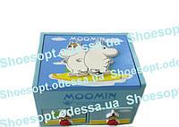 Шкатулка с зеркалом Moomin детская для украшений