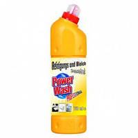 Средство для чистки унитаза Power Wash Reinigungs und Bleich Yellow 750ml