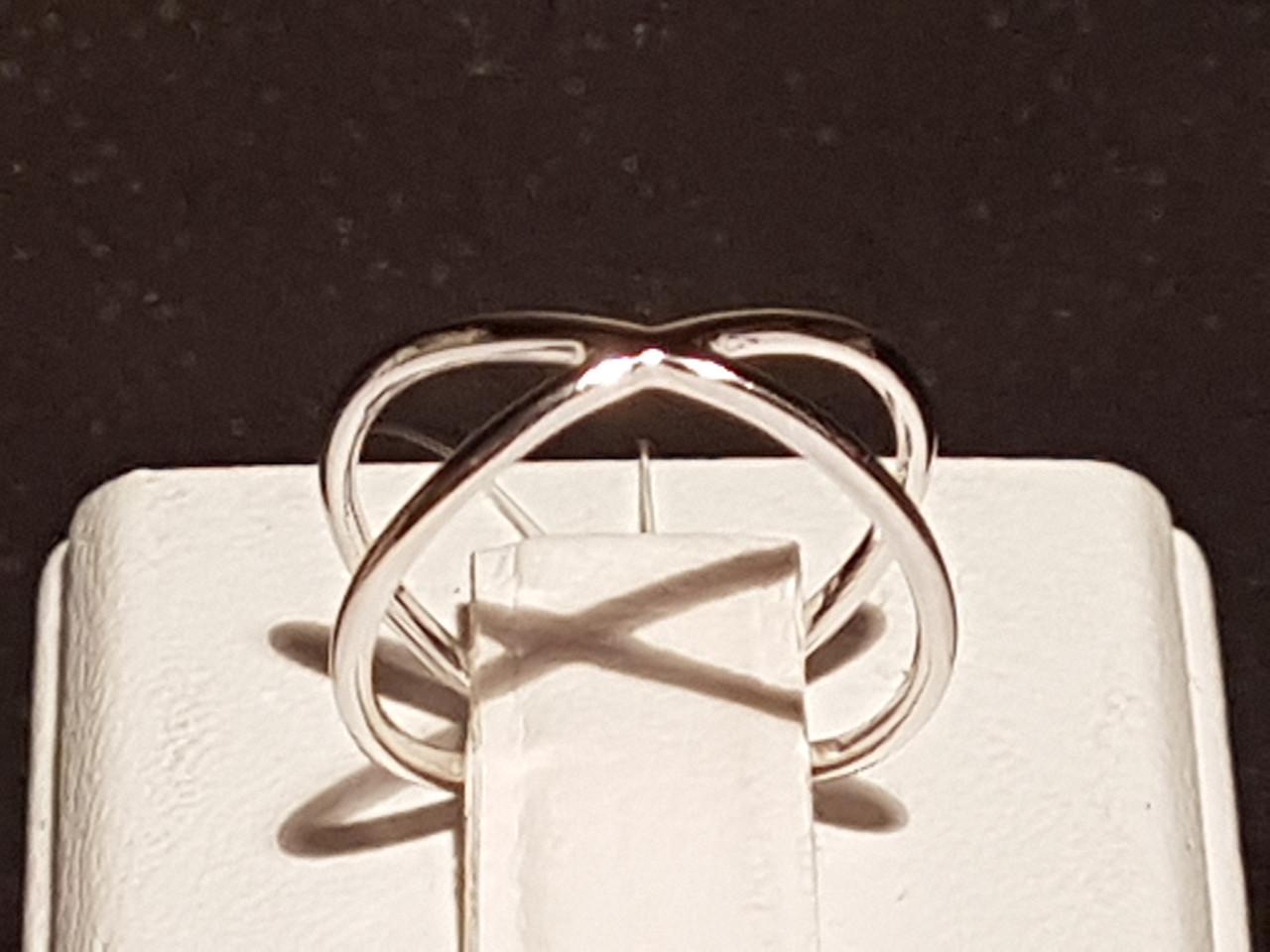 Серебряное кольцо. Артикул 901-00877 15,5