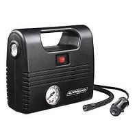 Автомобильный компрессор Coido 2702 12v/300psi фонарь Vitol