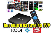 СМАРТ ТВ - приставка TV Box Nexbox A95X