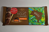 Шоколад Cocoa Travel Brasil Orange 100 гр.