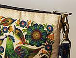 Жіноча джинсова стьобаний сумочка Весна, фото 7