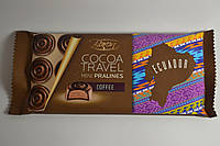 Шоколад Cocoa Travel Ecuador Coffee 100 гр.