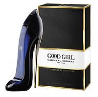 Женская парфюмированная вода Carolina Herrera Good Girl (Каролина Херрера Гуд Гел) 80 мл