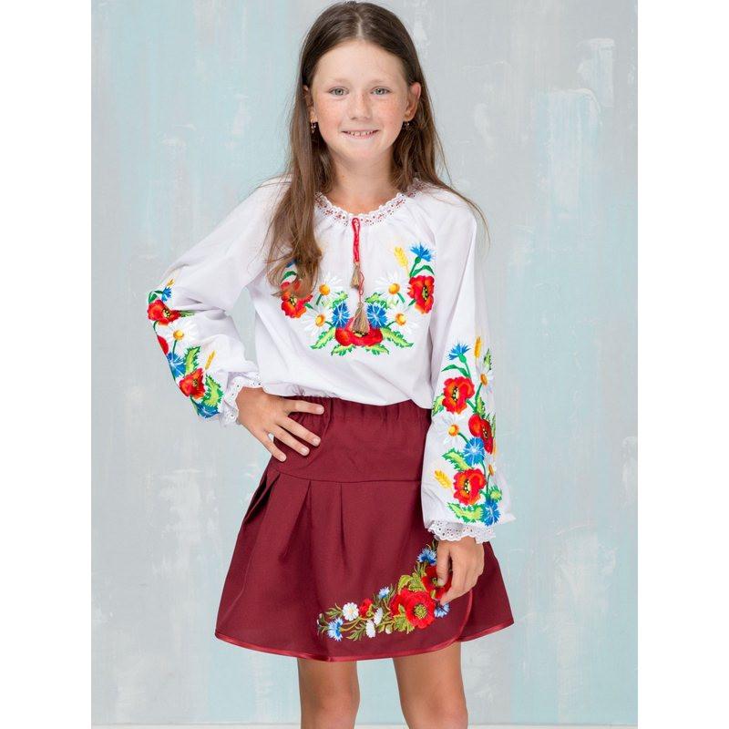 Купить  для девочки в украинском стиле