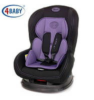 Автокресло 4baby Dragon 0+/1 (0-18 кг) (Purple)