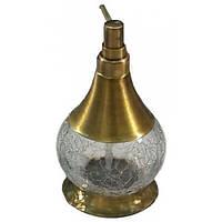 Дозатор для жидкого мыла настольный Kugu Freestand 630A, бронза