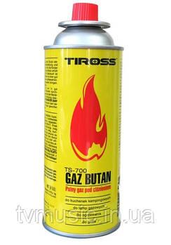 Баллон газовый Tiross TS-700