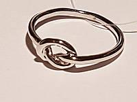Серебряное кольцо Узелок. Артикул 901-00990
