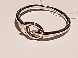 Срібне кільце Вузлик. Артикул 901-00990 15