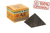 Шунгитовая пирамидка - является щитом от вредных излучений