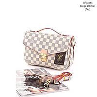 Деловая женская сумочка Louis Vuitton