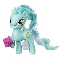 Май литл пони Лира Хартстрингс из серии Пони-подружки. Оригинал Hasbro