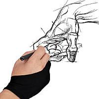 Перчатка для рисования, перчатка для графического планшета