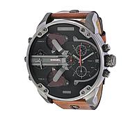 Часы мужские кварцевые Diesel Brave (Дизель Брейв), копия