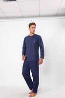 Пижама мужская на флисе SEYKO 969