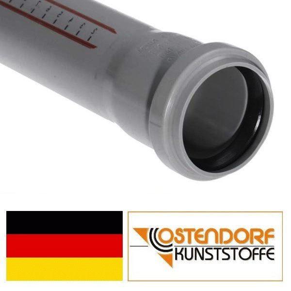 OSTENDORF (Германия), труба HTEM 32х2000х1,8 мм, для внутренней канализации