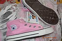 Кеды детские, р.31-36. Детская обувь.