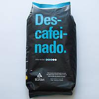 Испанский кофе в зернах без кофеина Burdet   Descafeinado
