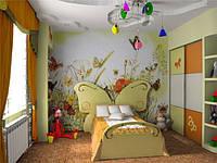 Декор для интерьера. Дизайн и разработка детской мебели
