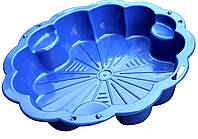 Песочница пластиковая -басейн 2в1 размер 107см.