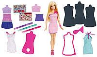 Кукла Барби и модная студия дизайна Barbie Fashion Design Plates BDB27