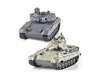 Радиоуправляемый танковый бой Zegan T-90 vs King Tiger 1:28 - арт: 99820