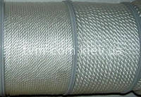 Веревка ф3,1мм черная (цветная под запрос)