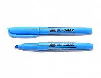 Маркер текстовый Buromax ВМ8903-502 Jobmax синий