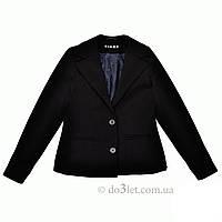 Школьный пиджак для девочки  Timbo JULIA р.128 черный