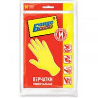 Бонус Универсальные перчатки М