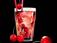 Разливной пунш в кегах вишневый