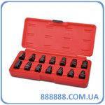 Набор головок для маслосливных пробок 14ед. JGAI1403 TOPTUL