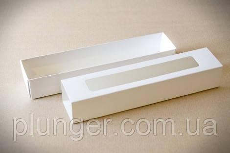Коробка для макаронс, 30 см х 6 см х 5 см