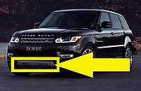 Range Rover Sport L494 2014-17 накладка под передний бампер Новая Оригинал