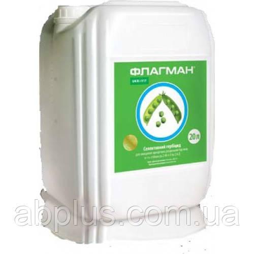 Гербицид Флагман РК,20 литров, Аналог Базагран